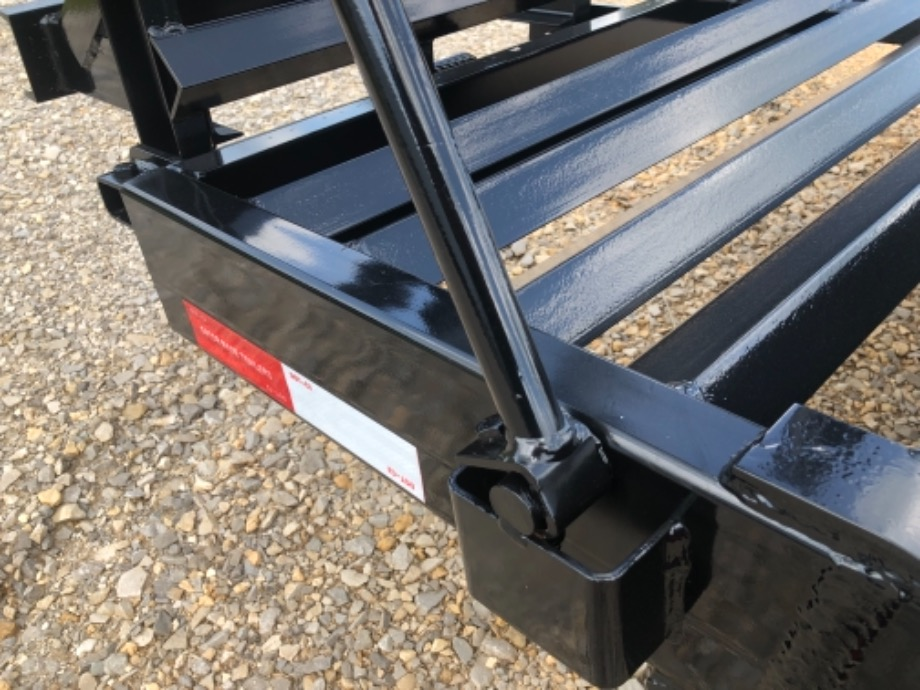 Heavy Duty Bobcat Trailer Best Bobcat Trailers