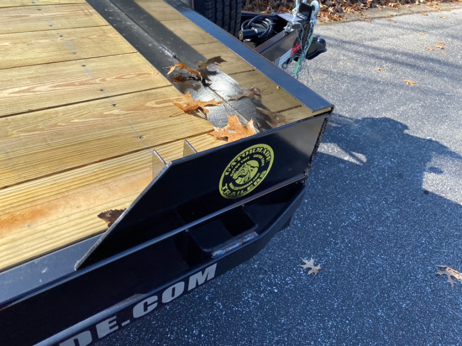 Bobcat Trailer Tilt Bed 14k Best Bobcat Trailers