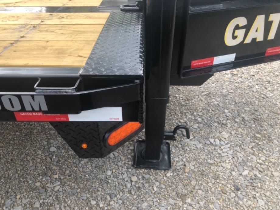 30ft Equipment Trailer with Air Brakes Best Equipment Trailer