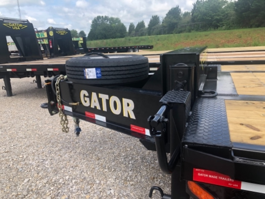 30ft Equipment Trailer with Air Brakes Best Equipment Trailer