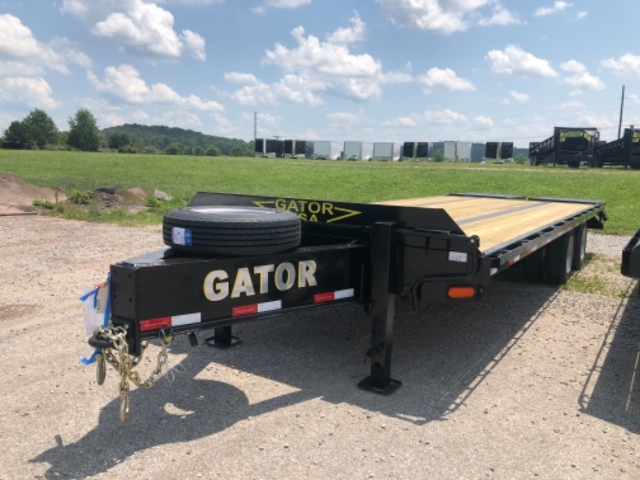 Gator 22k Pintle Trailer Best Equipment Trailer