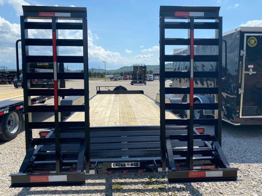 Equipment Trailer 16000 pound By Gator Best Equipment Trailer